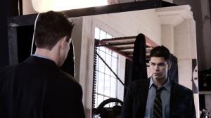 Man in mirror big