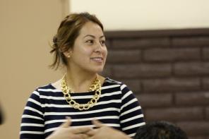 Empowering female leader